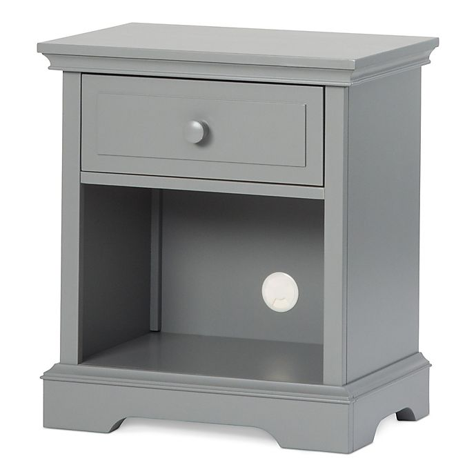 Alternate image 1 for Child Craft® Universal Select 1-Drawer Nightstand