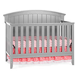 Child Craft™ Delaney 4-in-1 Convertible Crib in Cool Grey