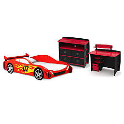 Legare® Race Car Children's Furniture Collection in Red