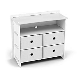Legare® Classic 5-Shelf Tool-Free Dresser in White