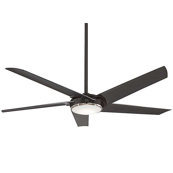 Raptor 60 Inch 1 Light Ceiling Fan With