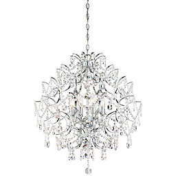 Minka-Lavery® Isabella's Crown Lighting Collection in Chrome