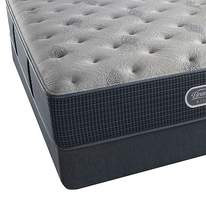 Alternate image 1 for Beautyrest® Silver™ Westlake Shores Plush Twin Mattress Set