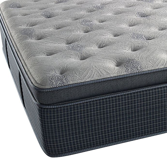 Alternate image 1 for Beautyrest® Silver™ Westlake Shores Luxury Firm Pillow Top Twin XL Mattress