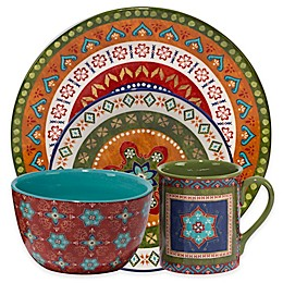 Certified International Monterrey 16-Piece Dinnerware Set