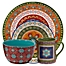 Part of the Certified International Monterrey Dinnerware Collection