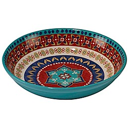 Certified International Monterrey Pasta/Serving Bowl in Red