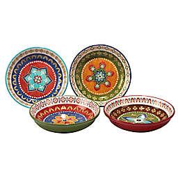 Certified International Monterrey Pasta Bowls (Set of 4)