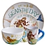 Part of the Certified International Sea Beauty by Susan Winget Dinnerware Collection