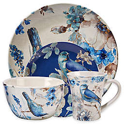 Certified International Indigold Bird Dinnerware Collection