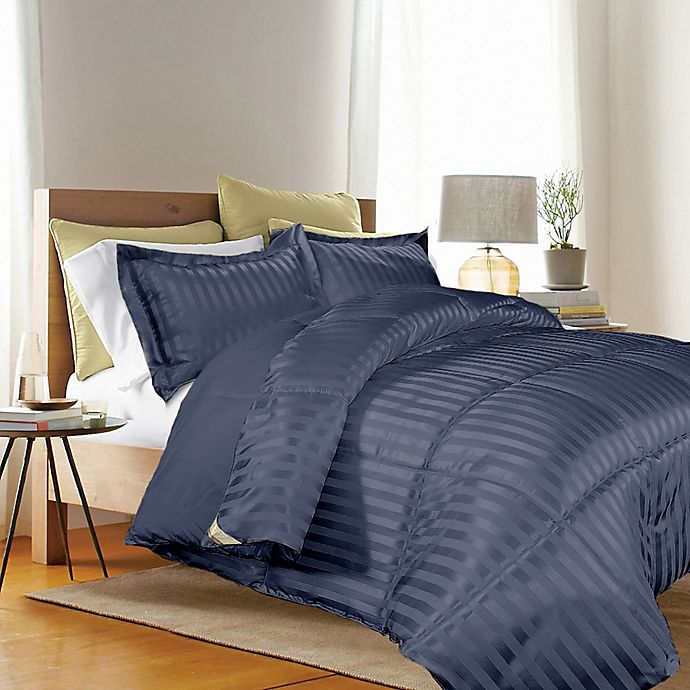 Alternate image 1 for Kathy Ireland® Reversible Down Alternative Comforter Set
