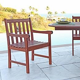 Vifah Nobi Outdoor Armchair