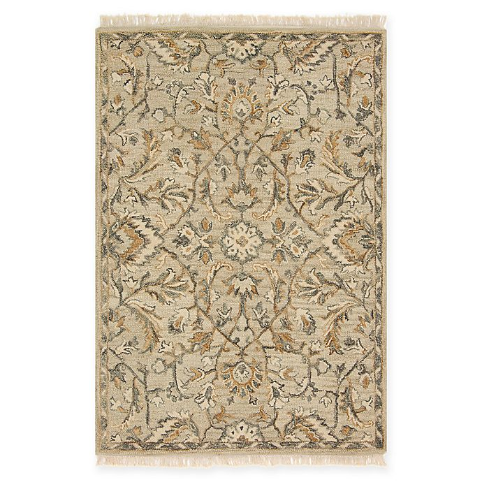Alternate image 1 for Magnolia Home by Joanna Gaines Hanover Rug in Neutral