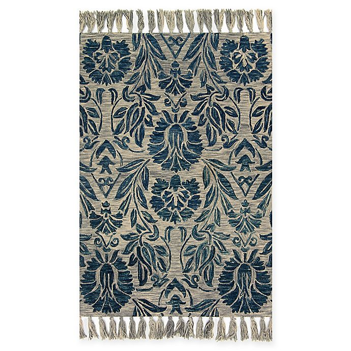 Magnolia Home By Joanna Gaines Jozie Day Rug In Blue Bed Bath Beyond