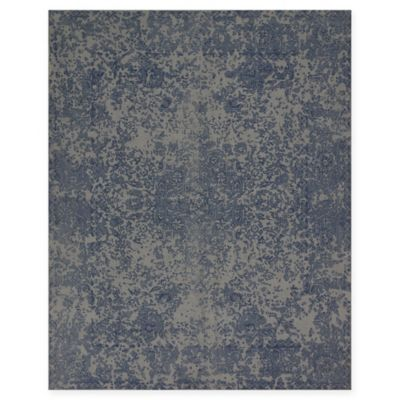 Magnolia Home By Joanna Gaines Lily Park Rug In Blue Bed