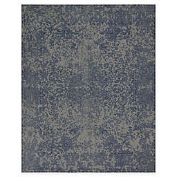 Magnolia Home By Joanna Gaines Lily Park Rug in Blue