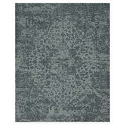Magnolia Home by Joanna Gaines Lily Park Rug in Teal