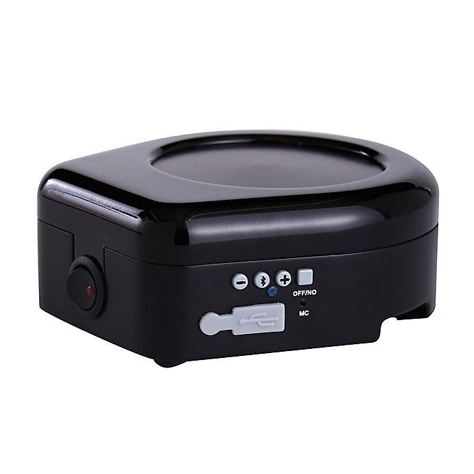 Alternate image 1 for Continental Electrics Bluetooth® Speaker & Mug/Candle Warmer