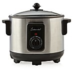 Continental Electrics Small Stainless Steel Deep Fryer