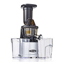 Omega® MegaMouth Low Speed Juicer in Silver