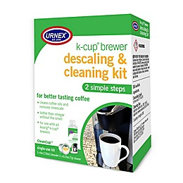 URNEX® K-Cup Brewer Descaling and Cleaning Kit