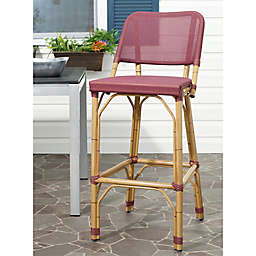 Safavieh Deltana Indoor/Outdoor Barstool