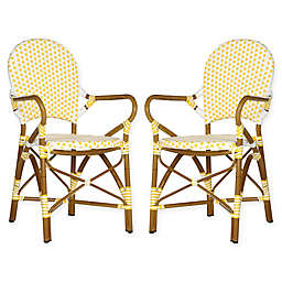 Safavieh Hooper Indoor/Outdoor Armchairs (Set of 2)