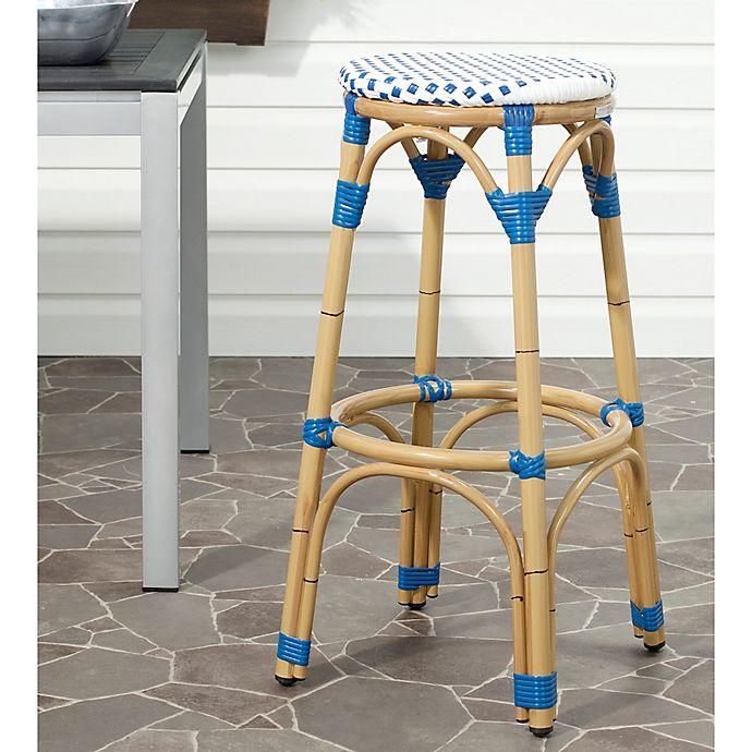 Alternate image 1 for Safavieh Kipnuk Indoor/Outdoor Barstool