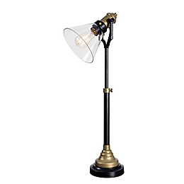 Kenroy Home Outlook Table Lamp in Oil Rubbed Bronze