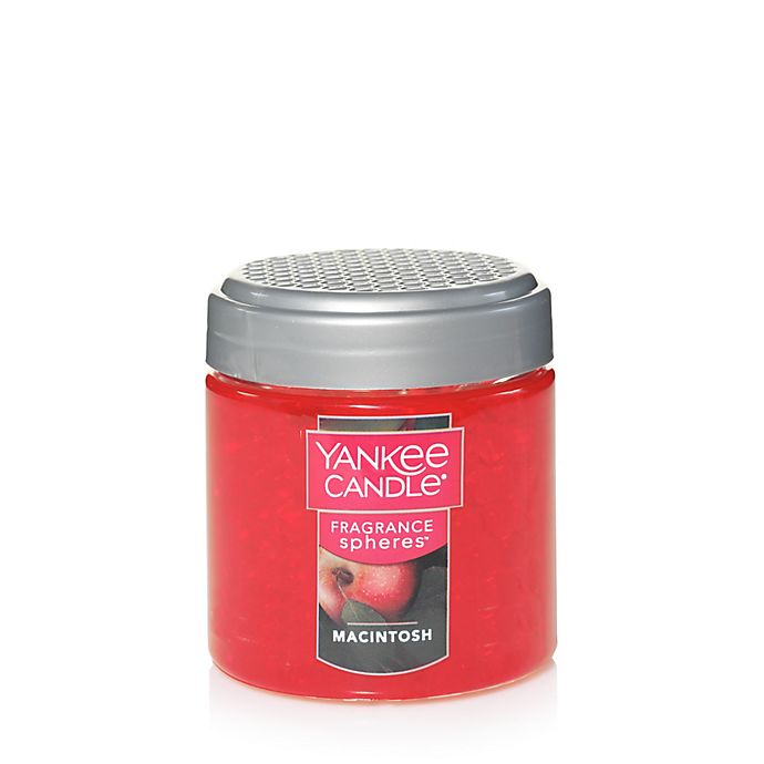 Alternate image 1 for Yankee Candle® Macintosh® Fragrance Spheres™