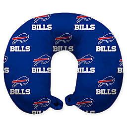 NFL Buffalo Bills Polyester U-Shaped Neck Travel Pillow