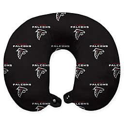 NFL Atlanta Falcons Polyester U-Shaped Neck Travel Pillow