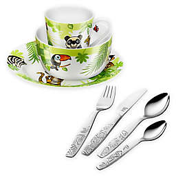 Zwilling J.A. Henckels TWIN Kids' Jungle Dinnerware Collection