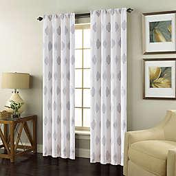 Scranton Rod Pocket Window Curtain Panel