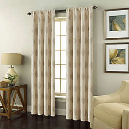 Scranton Rod Pocket Window Curtain Panel