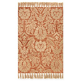 Magnolia Home by Joanna Gaines Jozie Day Rug in Persimmon