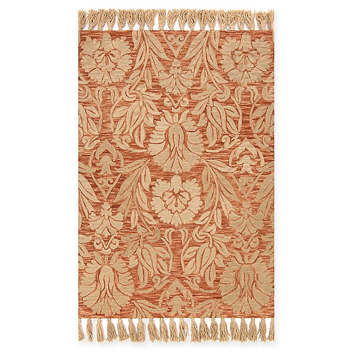 Alternate image 1 for Magnolia Home by Joanna Gaines Jozie Day Rug in Persimmon