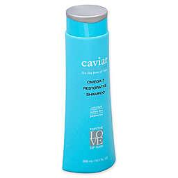 For the Love of Hair Omega-3 Restorative Caviar 10.1 fl. oz. Shampoo