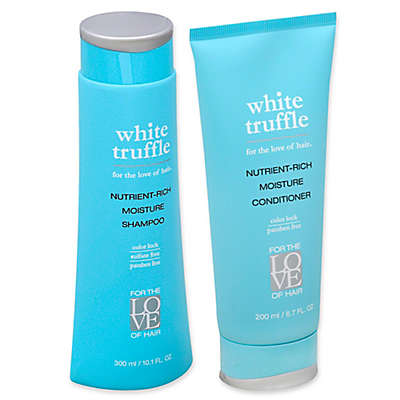 For the Love of Hair Nutrient-Rich Moisture White Truffle Collection