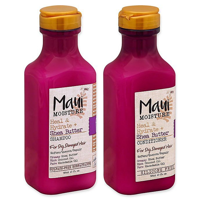Alternate image 1 for Maui Moisture Heal & Hydrate + Shea Butter Collection for Dry Damaged Hair