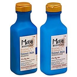Maui Moisture Nourish & Moisture + Coconut Milk Collection for Dry Hair