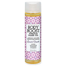 basq 8 oz. Body Boost Stretch Mark Oil in Lavender Vanilla