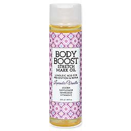 basq 8 oz. Body Boost Stretch Mark Oil in Lavender Vanilla