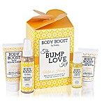 basq 4-Piece Body Boost The Bump Love Kit in Milk and Honey