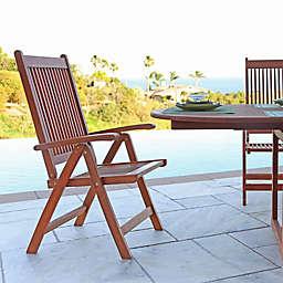 Vifah Eucalyptus Outdoor Furniture Collection