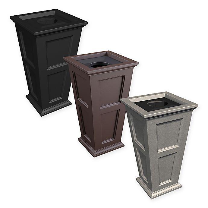 Alternate image 1 for Mayne® Fairfield 17.5-Gallon Tall Waste Bin