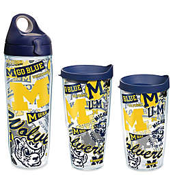 Tervis® University of Michigan All Over Wrap Drinkware with Lid