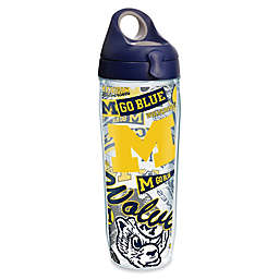 Tervis® University of Michigan All Over 24 oz. Wrap Water Bottle with Lid