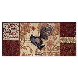 Brumlow Mills Rooster Damask Rug