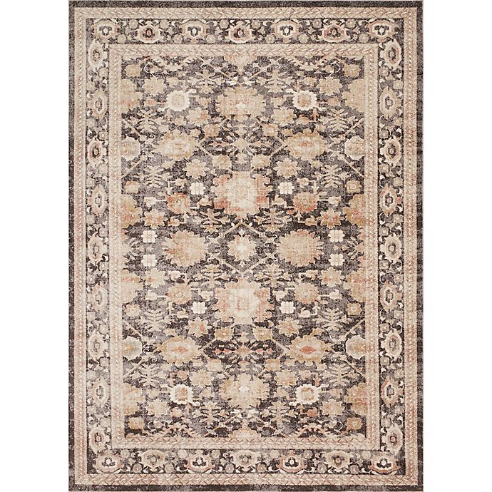 Alternate image 1 for Magnolia Home by Joanna Gaines Trinity 12-Foot x 15-Foot Area Rug in Mocha